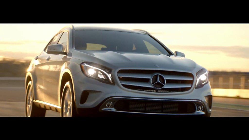 """Mercedes Benz GLA """"Decay"""" 2015 (US market)"""
