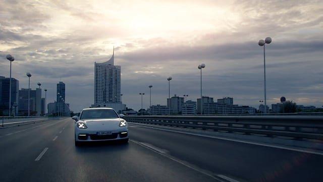 "Porsche ""E-Performance drive system"""